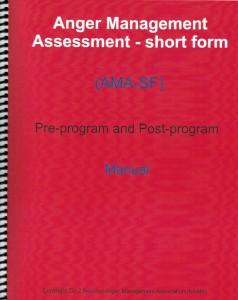 Anger Assessment Manual