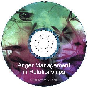 AngerRelationshipDVDdisk