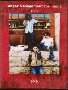 DVD Anger Management for Teens