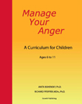 Manage Your Anger - Curriculum for Children 6-11 - covers